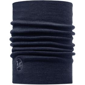 Buff Heavyweight Merino Wool Scaldacollo tubolare, blu
